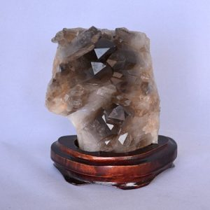 122 Smoky Earthy Quartz